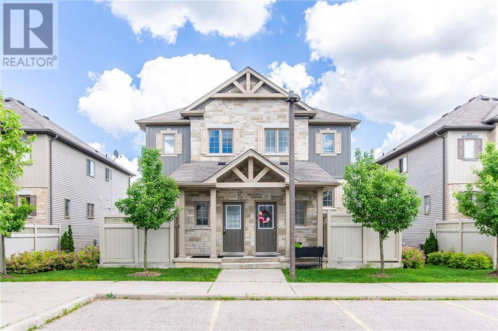 Townhouse for sale at 931 Glasgow St East Unit 33b Kitchener Ontario - MLS: 30753059