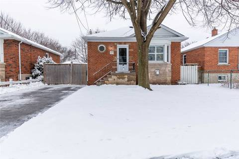 House for sale at 177 East 33rd St Hamilton Ontario - MLS: X4703965