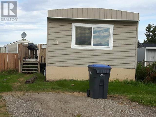 Residential property for sale at 1201 118 Ave Unit 34 Dawson Creek British Columbia - MLS: 183435