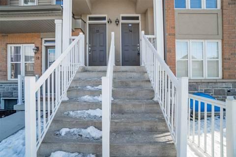 Condo for sale at 1380 Costigan Rd Unit 34 Milton Ontario - MLS: W4699138