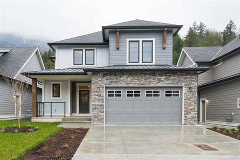 House for sale at 1885 Columbia Valley Rd Unit 34 Cultus Lake British Columbia - MLS: R2356016