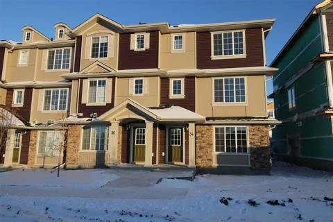 Townhouse for sale at 20 Augustine Cres Unit 34 Sherwood Park Alberta - MLS: E4136199