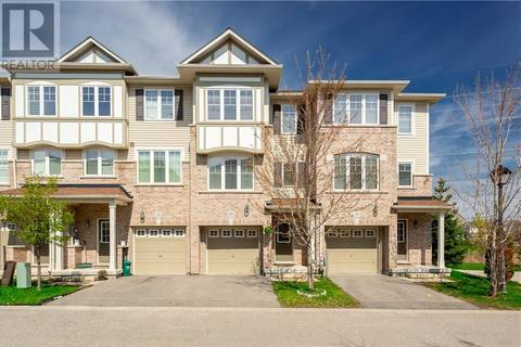 Townhouse for sale at 2006 Trawden Wy Unit 34 Oakville Ontario - MLS: 30744630