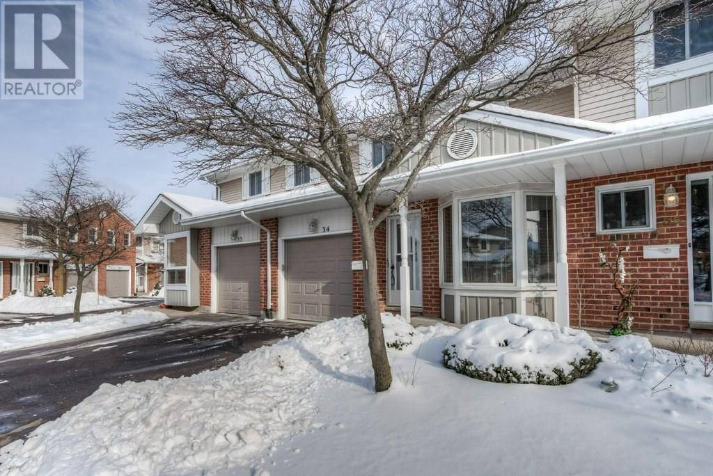 Townhouse for sale at 210 Highland Cres Unit 34 Kitchener Ontario - MLS: 30786537