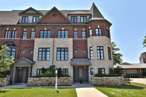 Townhouse for sale at 2184 Trafalgar Rd Unit 34 Oakville Ontario - MLS: W4508185