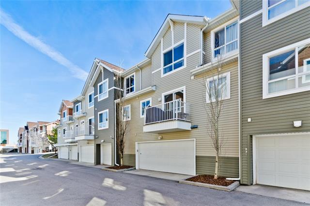 For Sale: 233 Tuscany Way Northwest, Calgary, AB | 2 Bed, 2 Bath Townhouse for $309,900. See 29 photos!