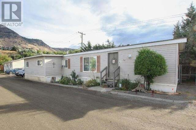 Residential property for sale at 240 G & M Rd Unit 34 Kamloops British Columbia - MLS: 158744