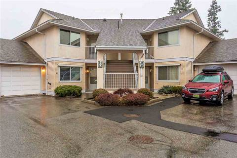Townhouse for sale at 2475 Emerson St Unit 34 Abbotsford British Columbia - MLS: R2423241