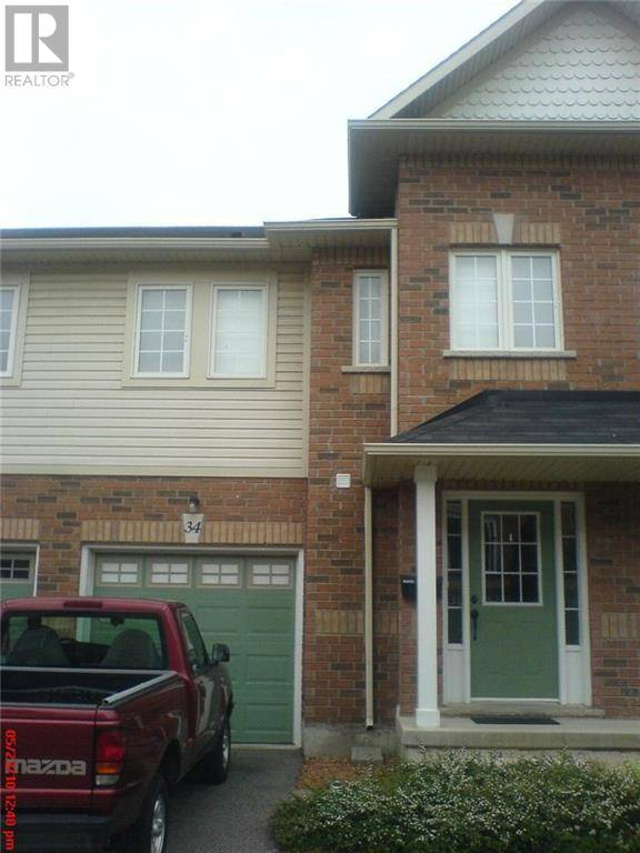 Townhouse for rent at 250 Ainslie St South Unit 34 Cambridge Ontario - MLS: 30799049