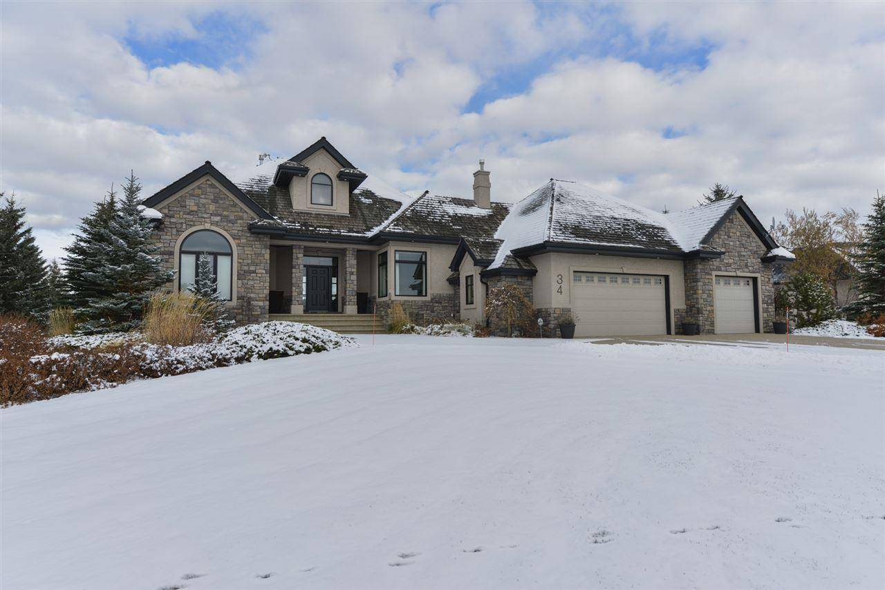 House for sale at 25515 Twp Rd Unit 34 Rural Parkland County Alberta - MLS: E4179371