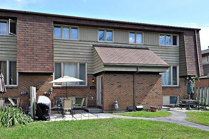 Townhouse for sale at 2610 Draper Ave Unit 34 Ottawa Ontario - MLS: 1161411