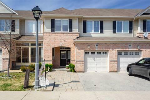 Townhouse for sale at 3275 Stalybridge Dr Unit 34 Oakville Ontario - MLS: W4459132