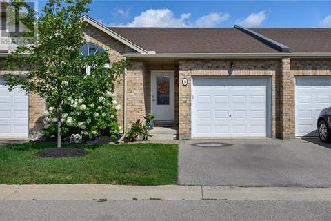 Townhouse for sale at 35 Green Gate Blvd Unit 34 Cambridge Ontario - MLS: 30760175