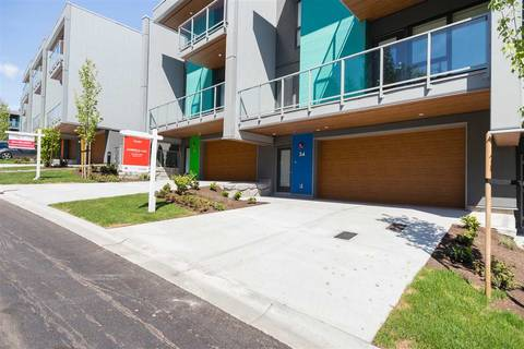 Townhouse for sale at 3596 Salal Dr Unit 34 North Vancouver British Columbia - MLS: R2368461