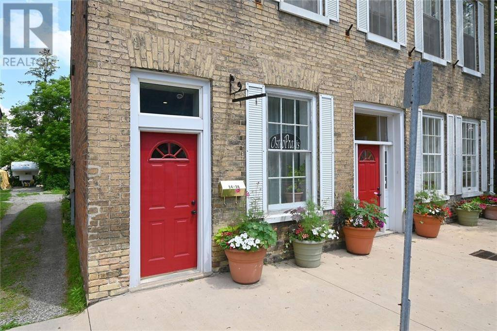 Townhouse for sale at 34 Dumfries St Paris Ontario - MLS: 30804005