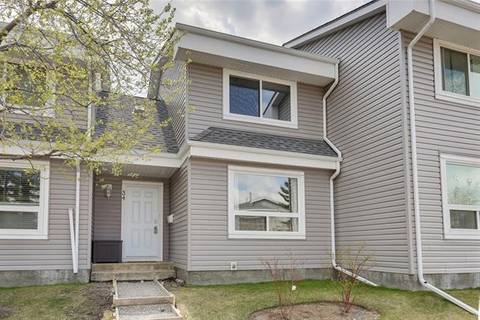 Townhouse for sale at 4360 58 St Northeast Unit 34 Calgary Alberta - MLS: C4245093