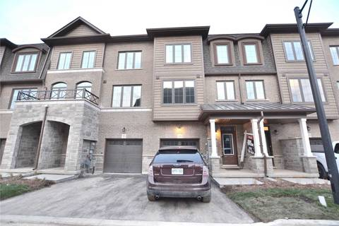 Townhouse for rent at 445 Ontario St Unit 34 Milton Ontario - MLS: W4641059