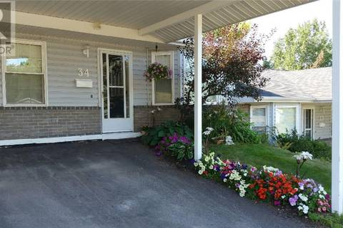 House for sale at 47 Biggs Dr Unit 34 Riverview New Brunswick - MLS: M123941