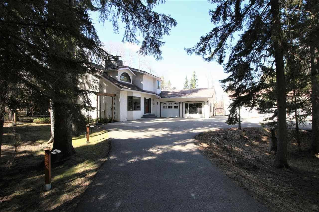 House for sale at 52112 Rge Rd Unit 34 Rural Parkland County Alberta - MLS: E4188555