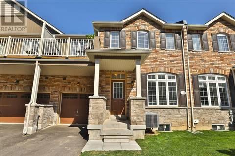 Townhouse for sale at 54 Nisbet Blvd Unit 34 Waterdown Ontario - MLS: 30732704
