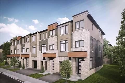 Townhouse for sale at 555 Sanatorium Rd Unit 34 Hamilton Ontario - MLS: H4066679