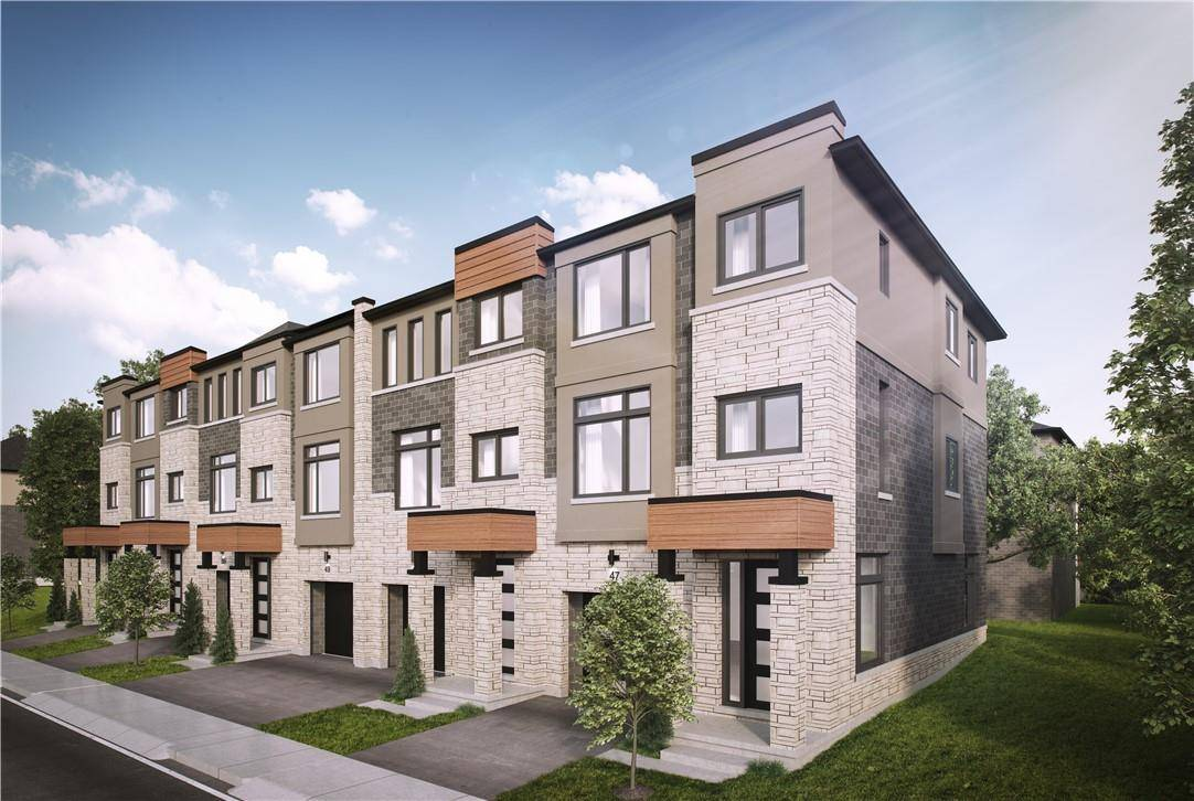 Townhouse for sale at 555 Sanatorium Rd Unit 34 Hamilton Ontario - MLS: H4066679