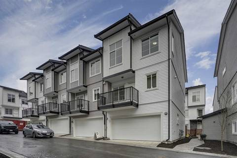 Townhouse for sale at 5867 129 St N Unit 34 Surrey British Columbia - MLS: R2421053
