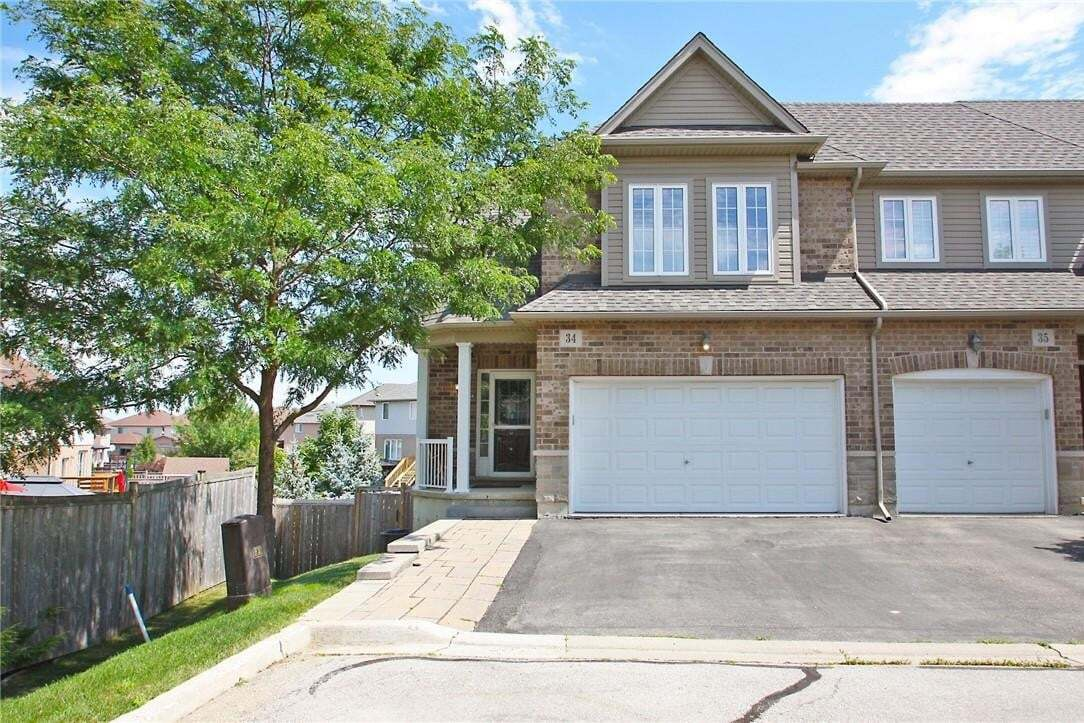Townhouse for sale at 6 Atessa Dr Unit 34 Hamilton Ontario - MLS: H4084329