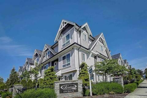 Townhouse for sale at 6199 Birch St Unit 34 Richmond British Columbia - MLS: R2369540