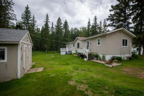 House for sale at 34 660022 225.5 Rg Rural Athabasca County Alberta - MLS: A1016999