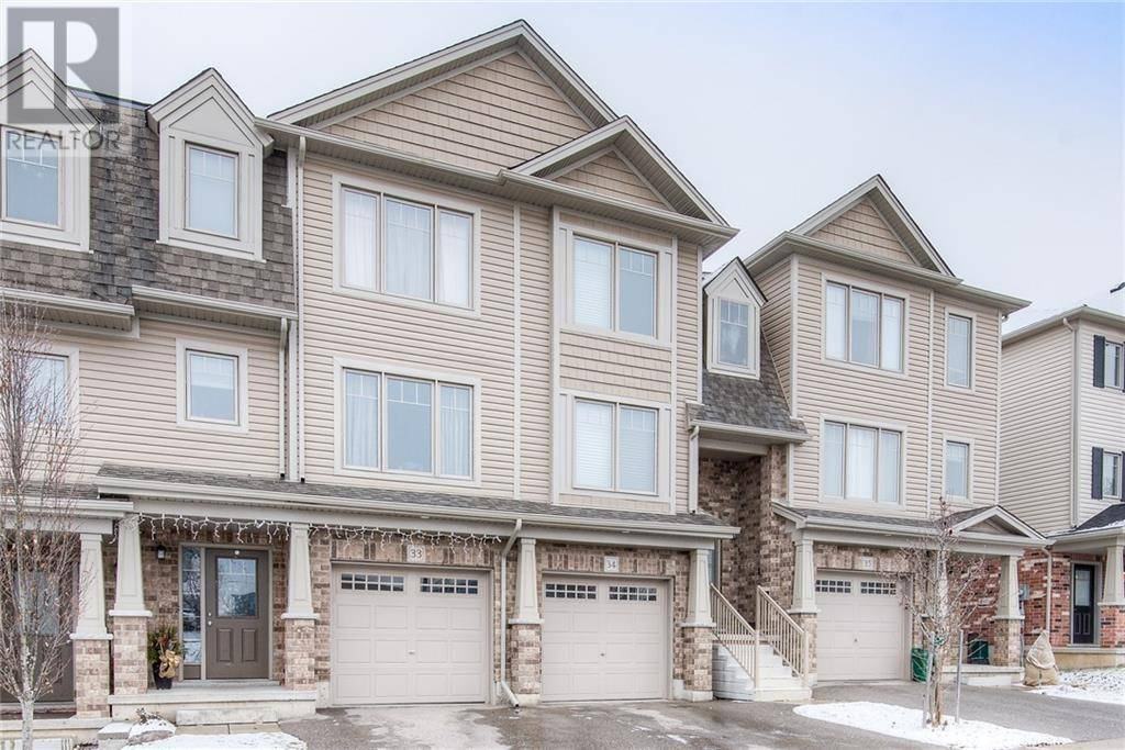 Townhouse for sale at 750 Lawrence St Unit 34 Cambridge Ontario - MLS: 30784975