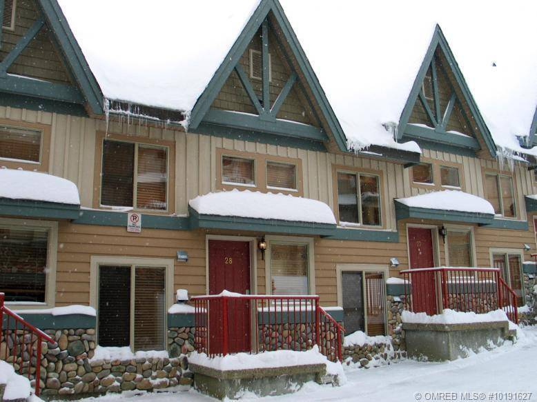 Townhouse for sale at 7640 Porcupine Rd Unit 34 Big White British Columbia - MLS: 10191627