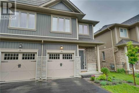 Townhouse for sale at 80 Willow St Unit 34 Paris Ontario - MLS: 30740563