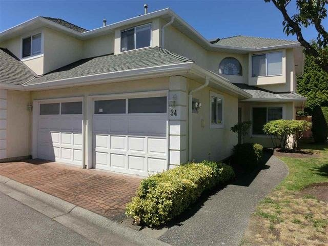 For Sale: 34 - 8051 Ash Street, Richmond, BC | 3 Bed, 3 Bath Townhouse for $998,000. See 15 photos!