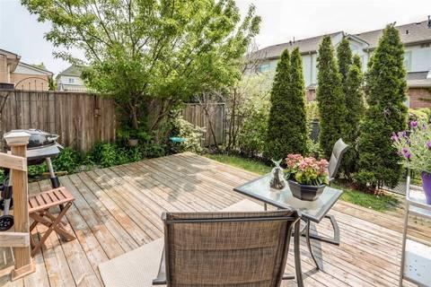 Condo for sale at 814 Village Green Blvd Mississauga Ontario - MLS: W4474343