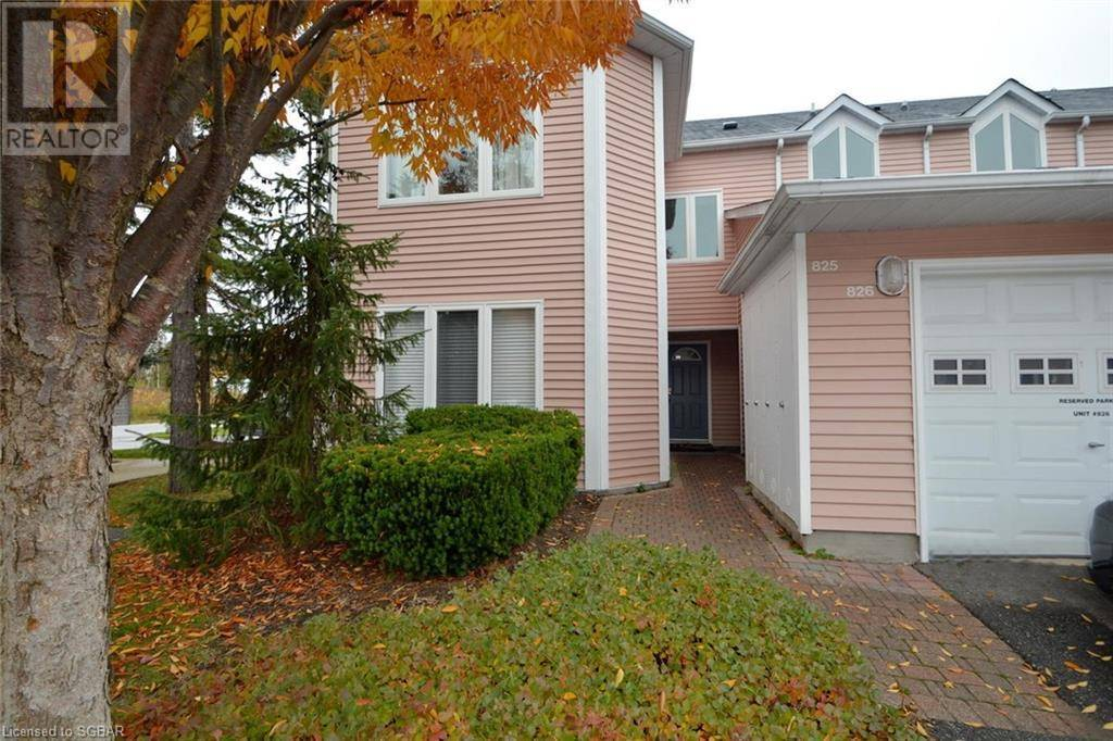 Townhouse for sale at 825 Dawson Dr Unit 34 Collingwood Ontario - MLS: 235513