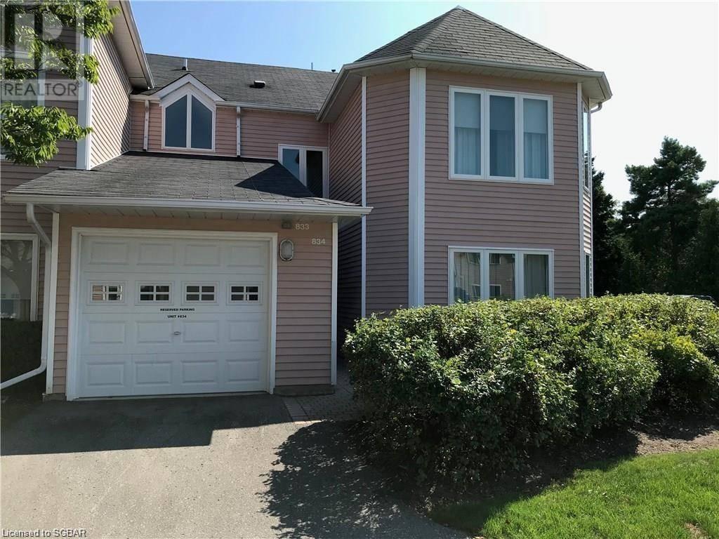 Apartment for rent at 834 Dawson Dr Unit 34 Collingwood Ontario - MLS: 224173