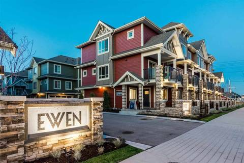 Townhouse for sale at 843 Ewen Ave Unit 34 New Westminster British Columbia - MLS: R2451980