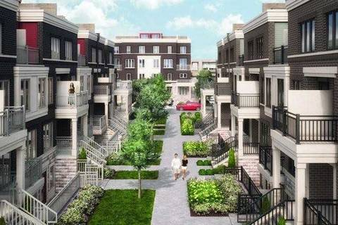 Condo for sale at 85 Eastwood Park Gdns Unit 34 Toronto Ontario - MLS: W4484688