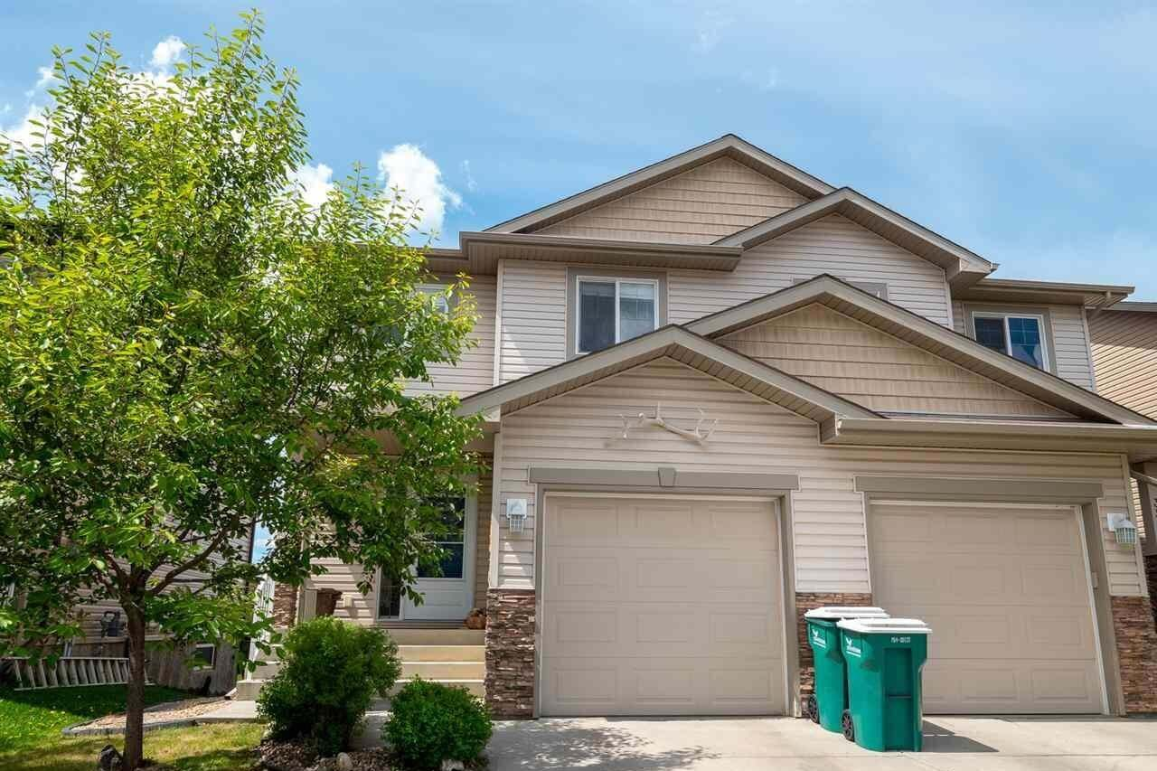 Townhouse for sale at 85 Spruce Village Dr W Unit 34 Spruce Grove Alberta - MLS: E4201195