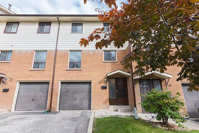 For Sale: 34 - 88 Rainbow Drive, Vaughan, ON | 3 Bed, 2 Bath Townhouse for $550,000. See 13 photos!