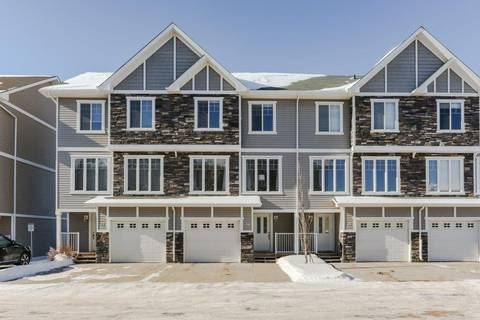 Townhouse for sale at 9904 101 Ave Nw Unit 34 Morinville Alberta - MLS: E4145128