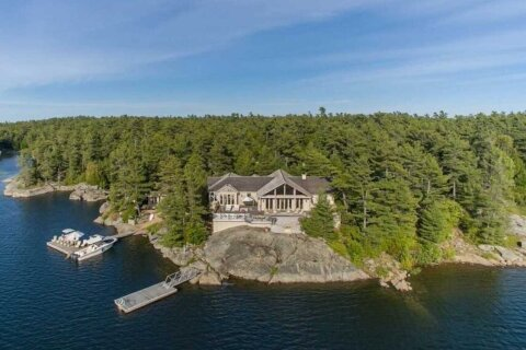 House for sale at 34 A150 Island  The Archipelago Ontario - MLS: X4800488