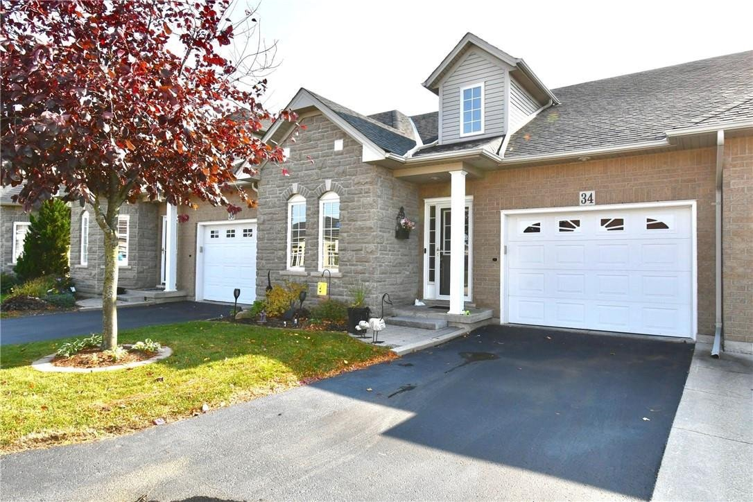 Townhouse for sale at 34 Abbotsford Tr Glanbrook Ontario - MLS: H4090680