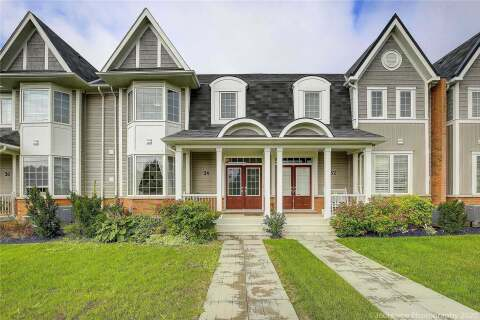 Townhouse for sale at 34 Aller Park Wy Whitby Ontario - MLS: E4908324