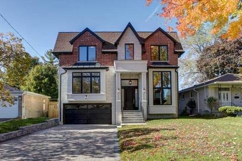 House for sale at 34 Allview Cres Toronto Ontario - MLS: C4747837