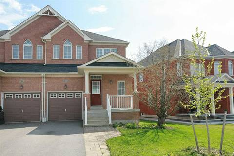 Townhouse for sale at 34 Amos Lehman Wy Whitchurch-stouffville Ontario - MLS: N4556030