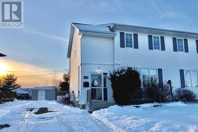House for sale at 34 Arthur St Moncton New Brunswick - MLS: M132457
