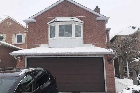 House for rent at 34 Audrelane Ct Toronto Ontario - MLS: E4688011