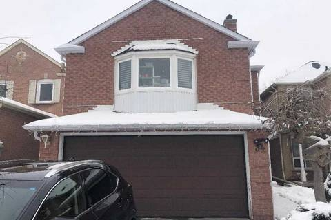 House for rent at 34 Audrelane Crct Toronto Ontario - MLS: E4688011